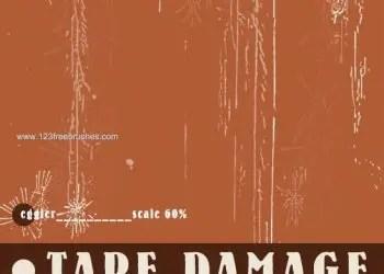 Tape Damage