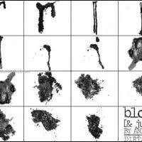 Photoshop Blood Brush