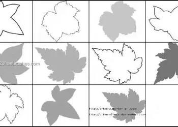 Autumn Leaves Brushes Photoshop