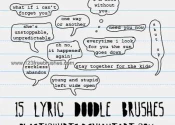 Doodle Lyric