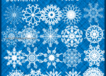 Fancy Snowflakes