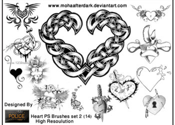 Tattoo Love Heart