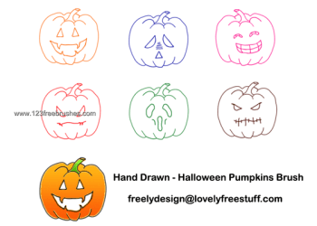 Free Halloween Photoshop Cs3 Brushes Free