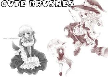 Cute Anime