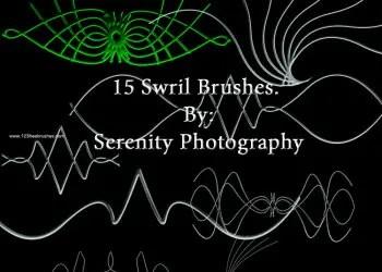 Swirl and Line