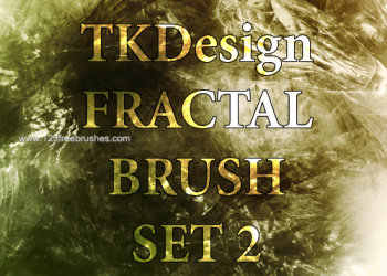 Fractal Brushes Photoshop Cs2