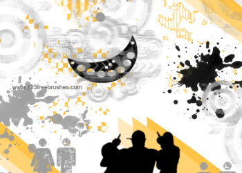 Paint Splatter 23