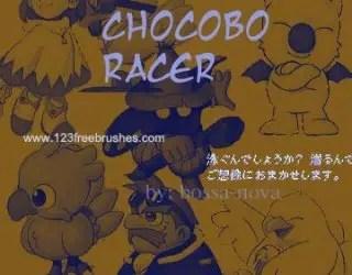 Chocobo Racer
