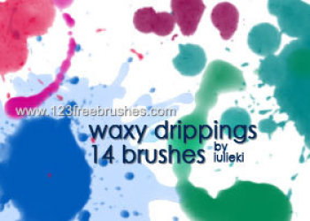 Waxy Drippings