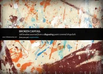 Broken Canvas