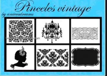 Damask Vintage