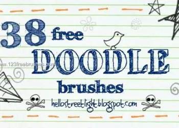Handmade Doodle 12