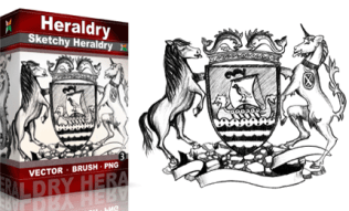 Vol.3 : Sketchy Heraldry