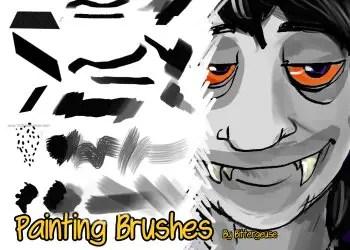Painting Stroke