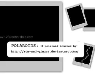 Polaroid Frames Set 21