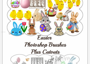 Easter Eggs – Bunny Cutout