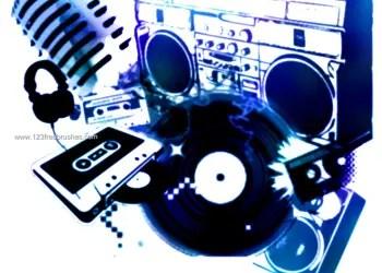 Cassette – Microphone – Headphone