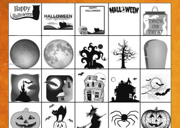 Halloween Photoshop Brushes Pack Free