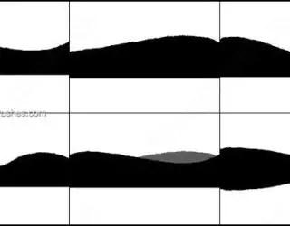 Vector Landscape Brushes Photoshop CS3