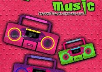 Boombox Music