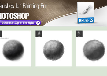 Painting Fur Texture