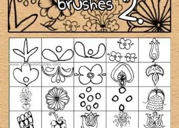 Ink Scribbles 6