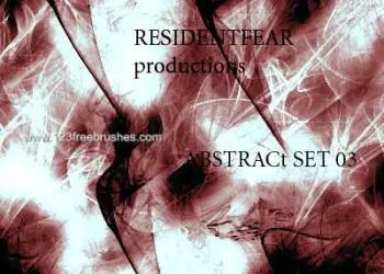 Fractal Brushes Photoshop Cs3