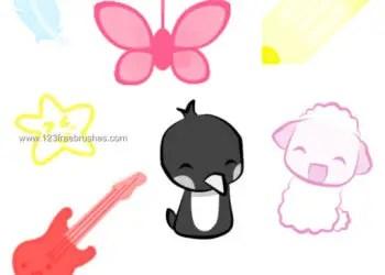 Cute Doodles 9
