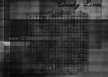 Grunge Grids and Cloudy Lines