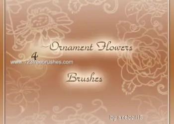 Ornament Flowers