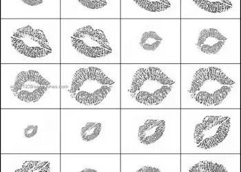 Lips Brush Photoshop