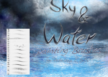 Sky and Water Painting