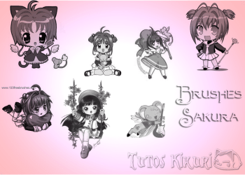 Cartoon Sakura