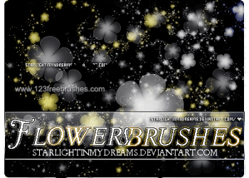 Flower Brushes Free Download