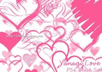 Saint Valentine Love Heart