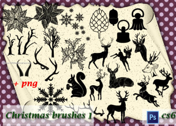 Christmas Reindeer – Snowflake