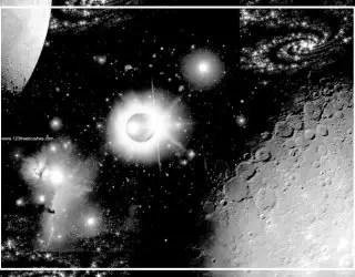 Sun – Moon and Stars 1