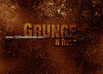 Grunge Rust Set 1