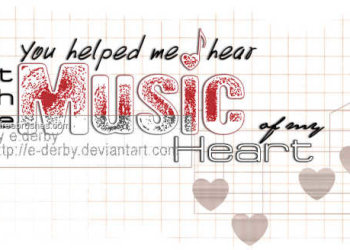 Music Of My Heart 1