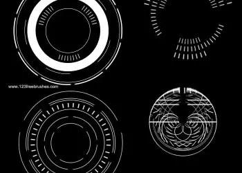 Tech Circle Set 02