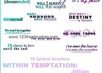 Within Temptation – Jillian