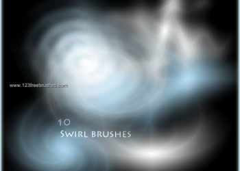 Abstract Swirl Art