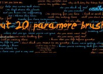 Paramore Lyric