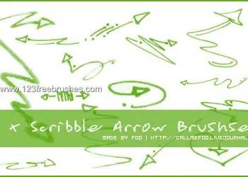 Scribble Arrow