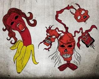 Devil Vectors -