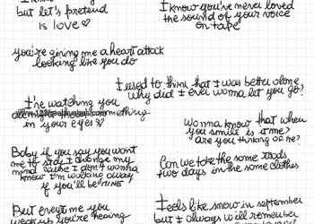 One Direction – Take Me Home – Quotes