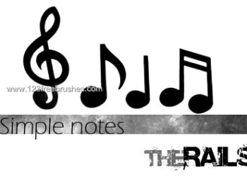 Simple Musical Note
