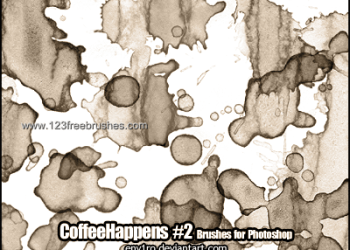 Coffee Stains Pack 2