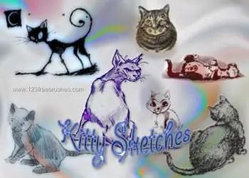 Kitty Sketches