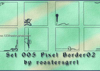 Pixel Border 1